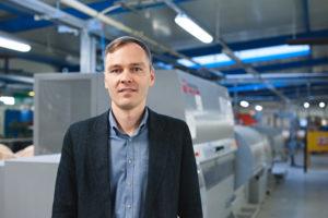 Ing. Anton Slobodin, CSc.