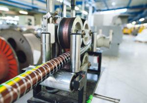 Výběr, manipulace a instalace kabelů