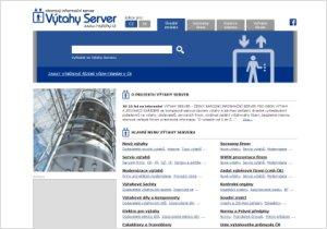 Výtahy Server pro prezentaci výrobců výtahových kabelů