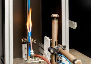 Skúšobné metódy pre jednotlivé triedy reakcie na oheň a doplnkové klasifikácie